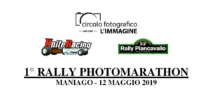 1° RALLY PHOTOMARATHON